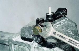 Ремонт главного цилиндра сцепления Ваз-2107