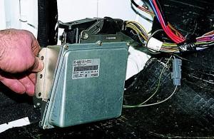 Замена контроллера Ваз-21214