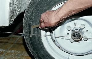 Регулировка схождения колес Ваз-2107