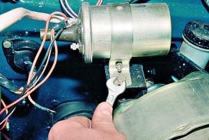 Замена катушки зажигания Газ-3110