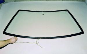 Снятие и замена лобового стекла Ваз-2109