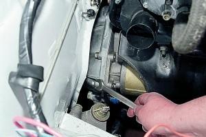 Снятие и замена коробки передач (КПП) Ваз-2107