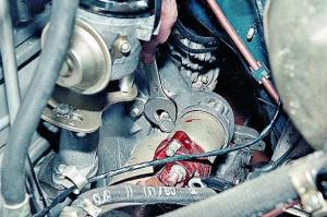 Снятие стартера Газ-3110
