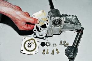 Ремонт редуктора рулевого механизма Ваз-2107
