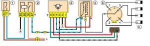 Система зажигания Ваз-21213