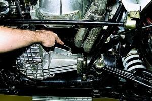 ваз 21213 ремонт редуктора переднего