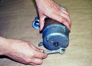 Разборка стартера Газ-3110