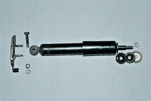 Снятие и замена амортизаторов Ваз-2107