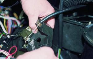 Снятие радиатора отопителя Газ-3110