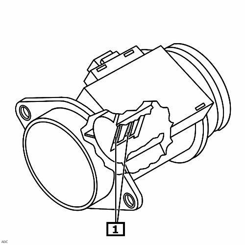 Расходомер воздуха: описание, принцип работы, симптомы неисправности
