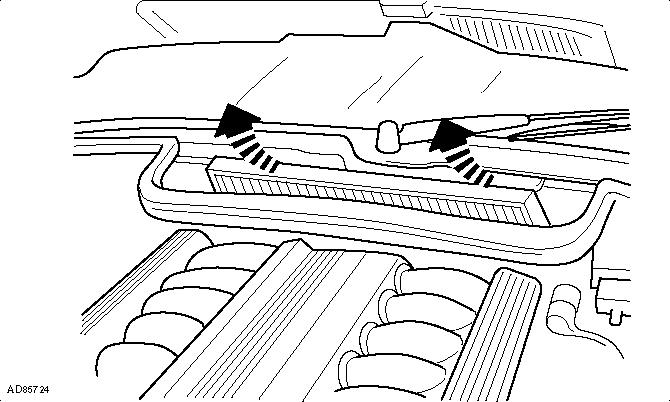 Кондиционер и система кондиционирования BMW X5 E53