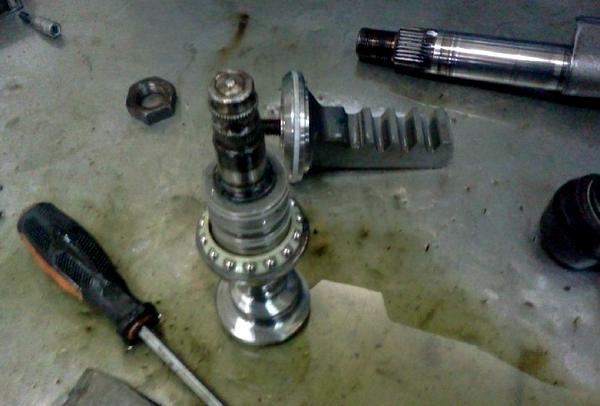 Газ-3110 инструкция гур пошаговая ремонта