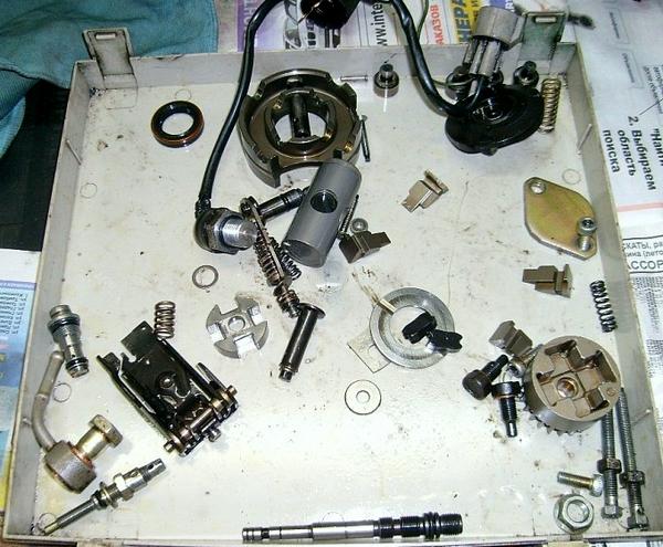 Фото тнвд bosch устройство и ремонт