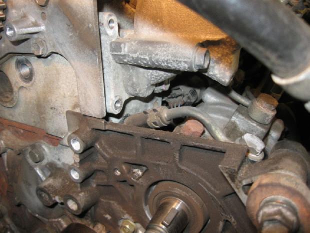 Замена ГРМ на Toyota Corolla e110 D-4D (1CD-FTV)