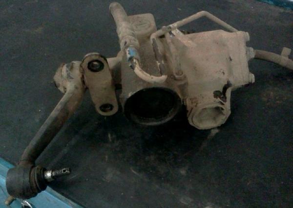 Ремонт редуктора ГУР Land Rover Defender