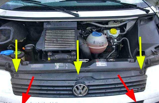 Volkswagen Замена Инструкция Ремня 2 8