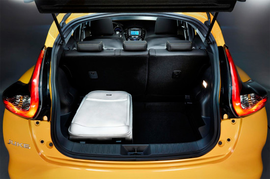 Городской «жучок» – Nissan Juke