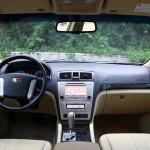 Emgrand EC8 – кузов бизнес-класса от Geely