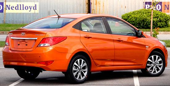 Hyundai Solaris – солнечный седан