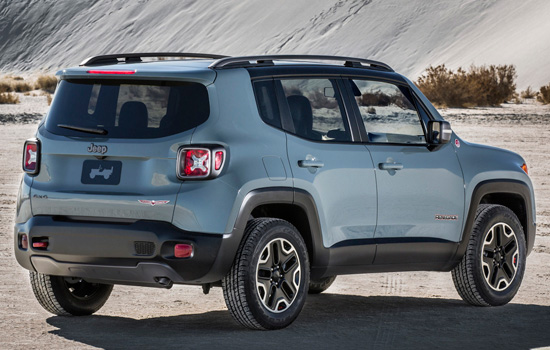 Jeep Renegade – «джипик»
