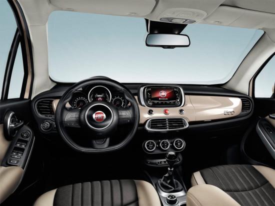 Fiat 500X – храбрый итальянец
