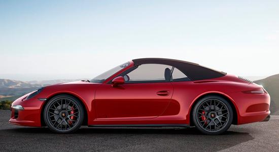 Спорткары Porsche 911 Carrera GTS