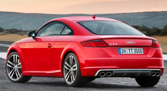 3-е поколение Audi TT