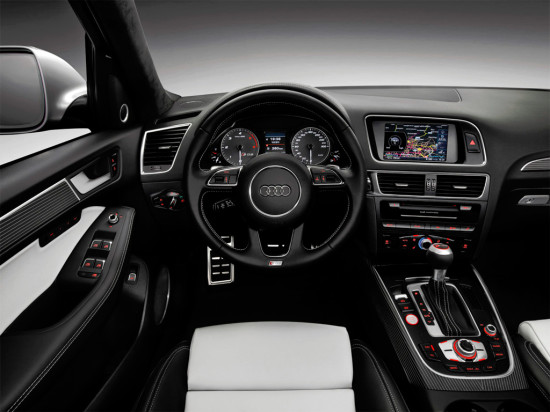 Audi SQ5 – кроссовер с душой спорткара