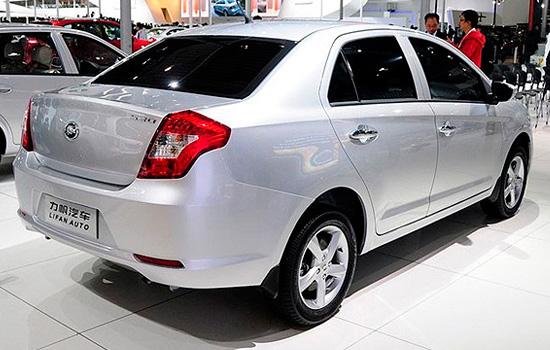 Экономичный седан  Lifan 530 Celliya