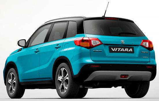 Suzuki Vitara: новая концепция
