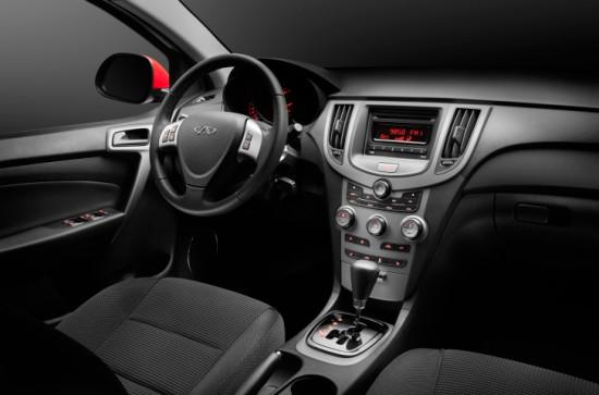 Chery M11 Sedan и Hatchback