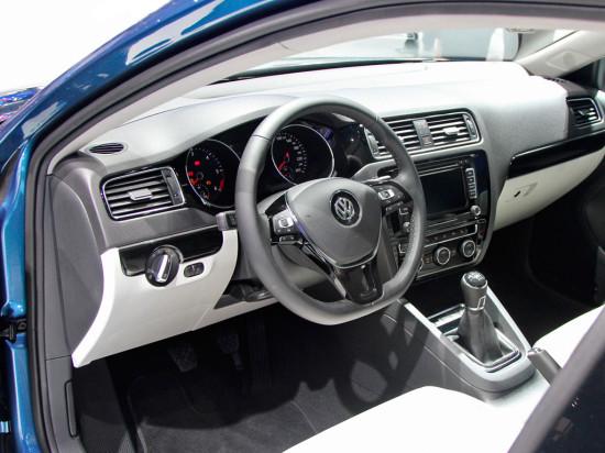 Седан Volkswagen Jetta VI