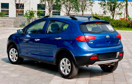 Китайский SUV Lifan X50