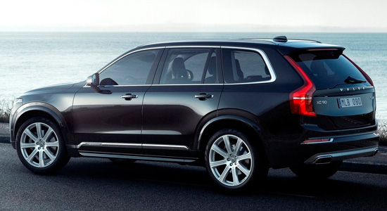Volvo XC90 New – новонабранный флагман