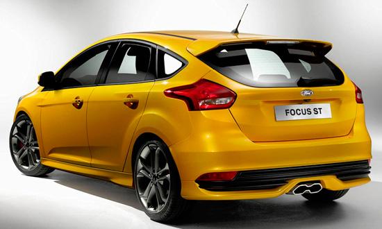 Ford Focus III ST – хэтчбек и универсал