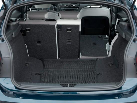 Хэтчбек BMW 1-series
