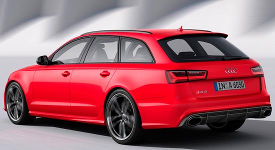 Спортивный кузов Audi RS6 Avant