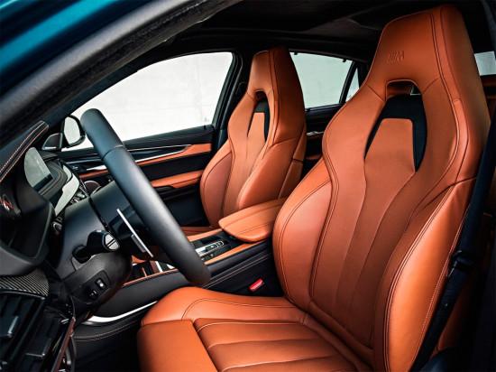 BMW X6 M – дерзание к совершенству